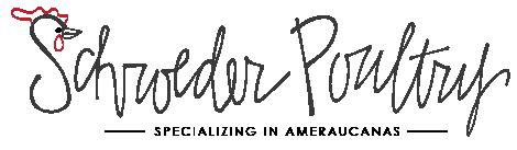 Schroeder Poultry logo